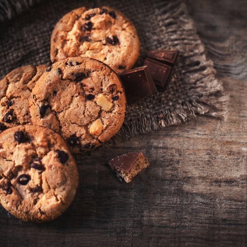 Spanish Chocolate Chip Cookie