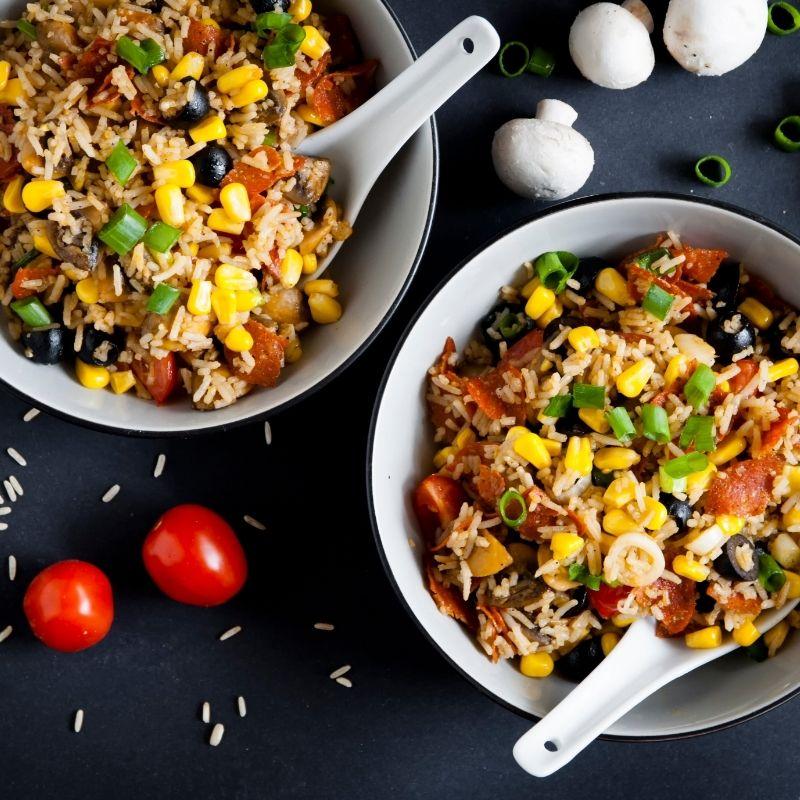 Spanish-Chorizo-Rice-closeup