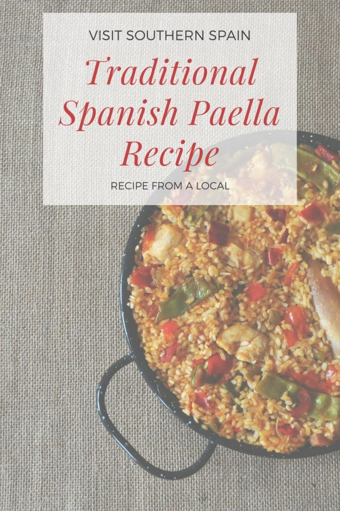 Are you looking for a Traditional Spanish Paella Recipe? There's nothing that better describes Spanish cuisine as Spanish paella does. This the best seafood paella recipe and now you can do it yourself. The flavors will for sure take you back to your holiday in Spain. The seafood paella recipe is the perfect dish if you want strong seafood aromas combined with the special paella seasoning. This traditional paella is hearty and savory! #spanishpaella #paellarecipe #paella #traditionalpaella