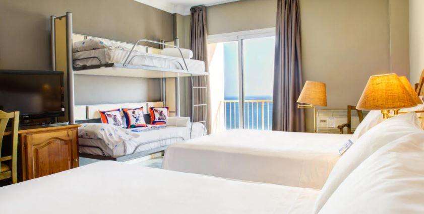 Sol Malaga Guadalmar by Melia, best family hotel in malaga