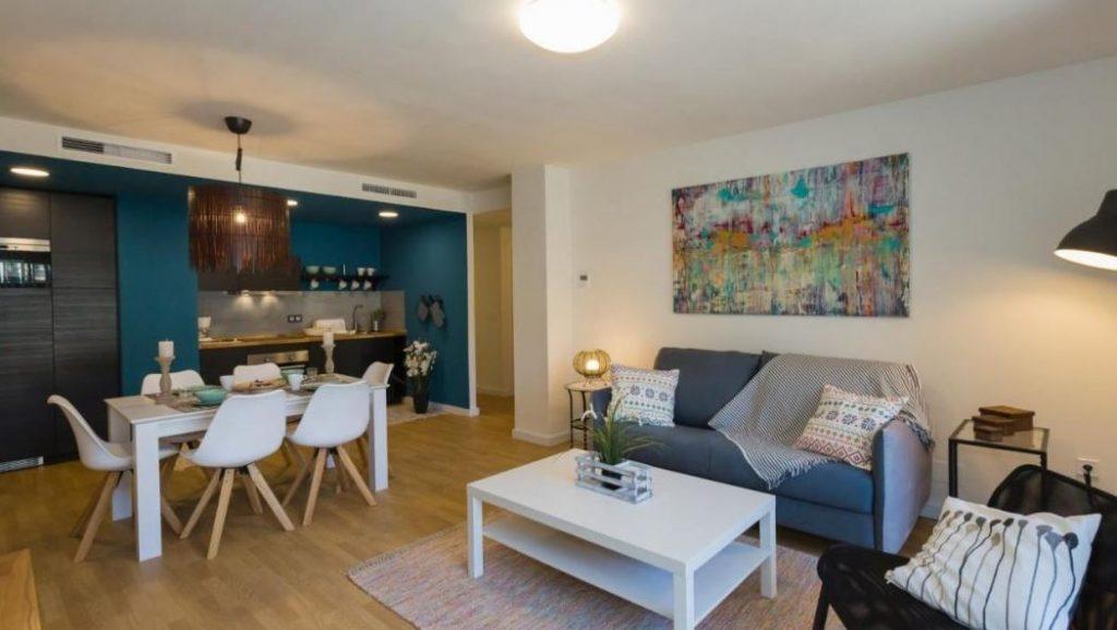 Apartamentos Malaga Flat, best family hotel in malaga