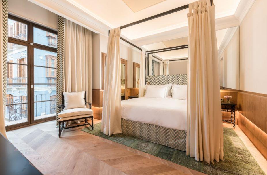 Palacio Solecio, a Small Luxury Hotel of the World, best boutique hotels in malaga