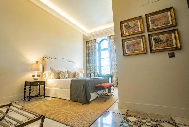 Hotel Castillo De Santa Catalina, best boutique hotels in malaga