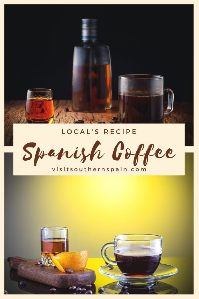 Are you looking for a Spanish Coffee Recipe? Indulge yourself in this Spanish cocktail called Carajillo. This coffee with alcohol is a famous Spanish drink that is being served in every bar and restaurant in Spain. The Spanish liqueur pairs with the strong taste of coffee, offering you a Spanish coffee cocktail with sweet and aromatic notes. Try and enjoy the Carajillo recipe for its delicious and strong flavor. #carajillo #spanishcoffee #coffeerecipe #spanishcarajillo #spanishcoffeerecipe