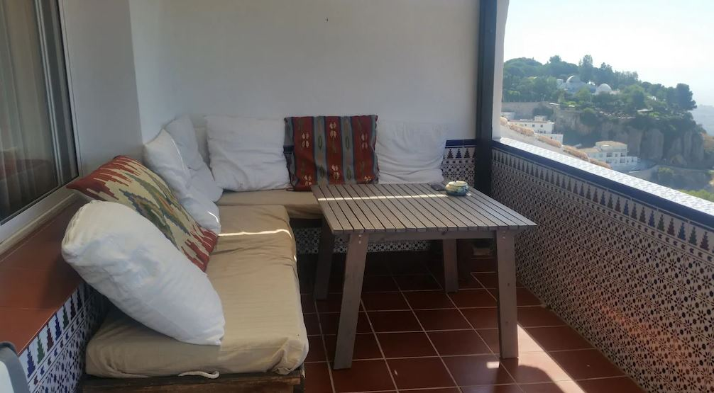 Apartment with Spectacular Views, Best Airbnbs in Malaga