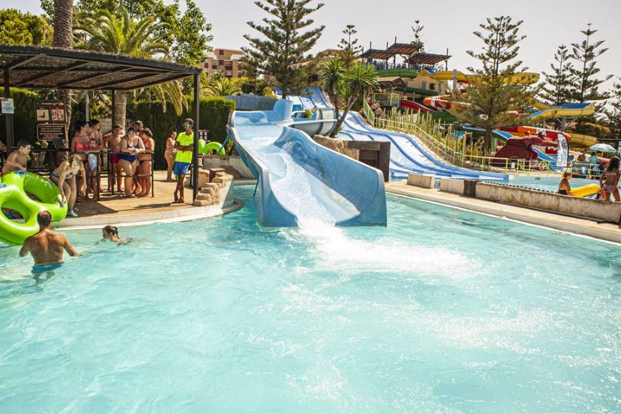 Best things to do in Malaga with kids - 3 day itinerary, Aquamijas Waterpark