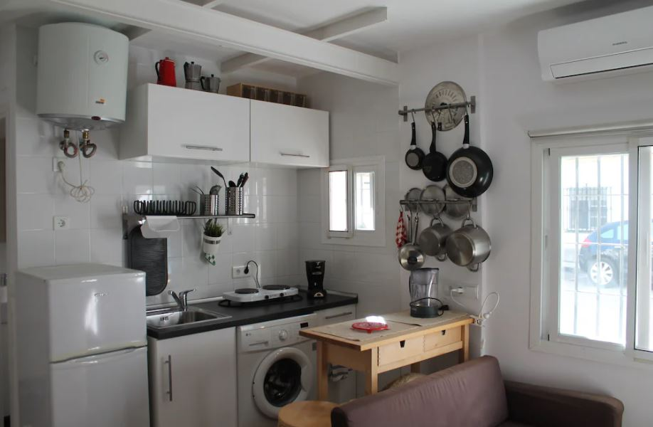 Beautiful apartment 200m from the beach, Best Airbnbs in Malaga