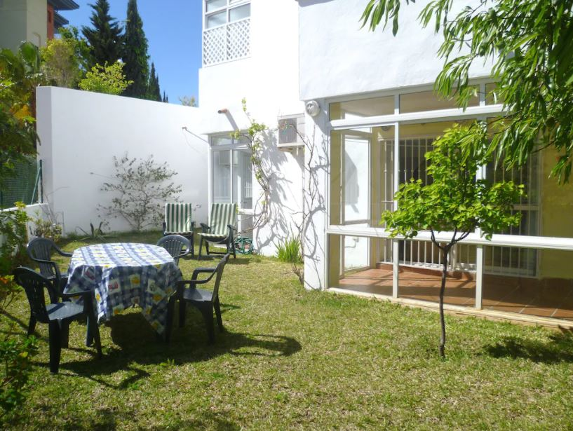 Benalmadena Garden Apartment, Best Airbnbs in Malaga