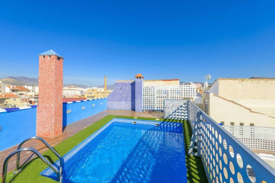 Cubo's Apartment Carreteria, Best Airbnbs in Malaga