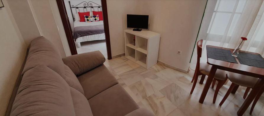 Fan Flat Rosaleda, Best Airbnbs in Malaga