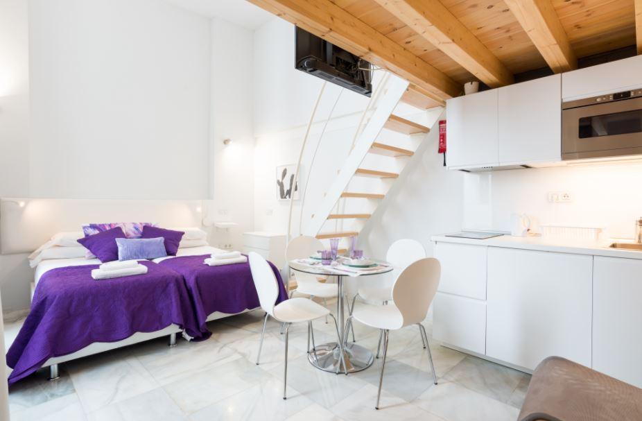 Malaga City Break Apartment, Best Airbnbs in Malaga