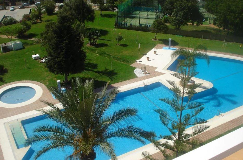 Sunny Apartment in Torremolinos, Best Airbnbs in Malaga