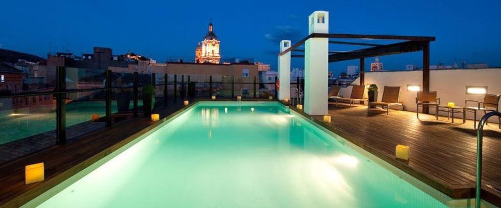 Hotel Vincci Selección Posada del Patio, Best Hotels in Malaga with pool