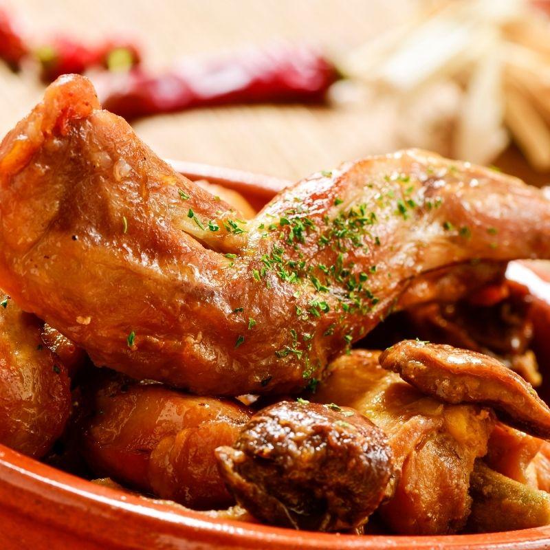 best spanish chicken recipe
