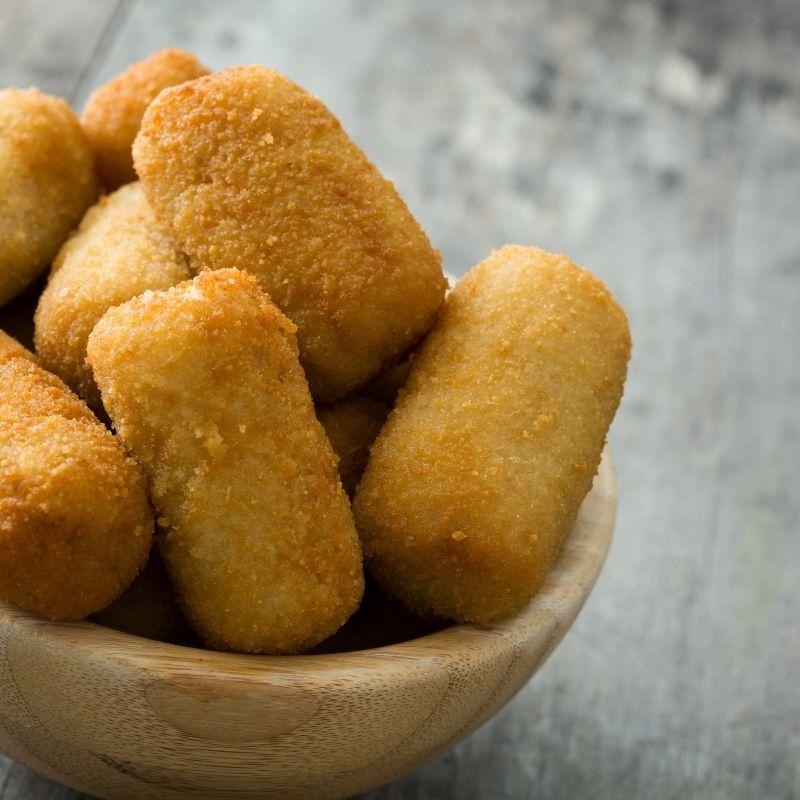 chicken croquettes recipe