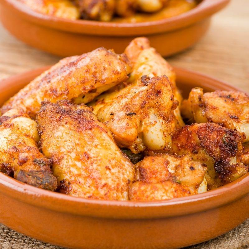 chicken spanish recipe