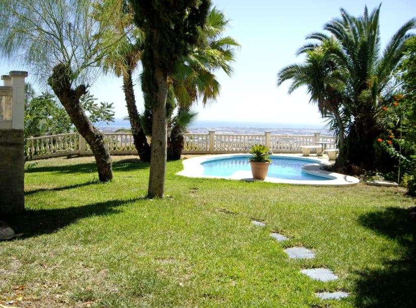 Ground-floor apartment in Villa, Best Airbnbs in Malaga