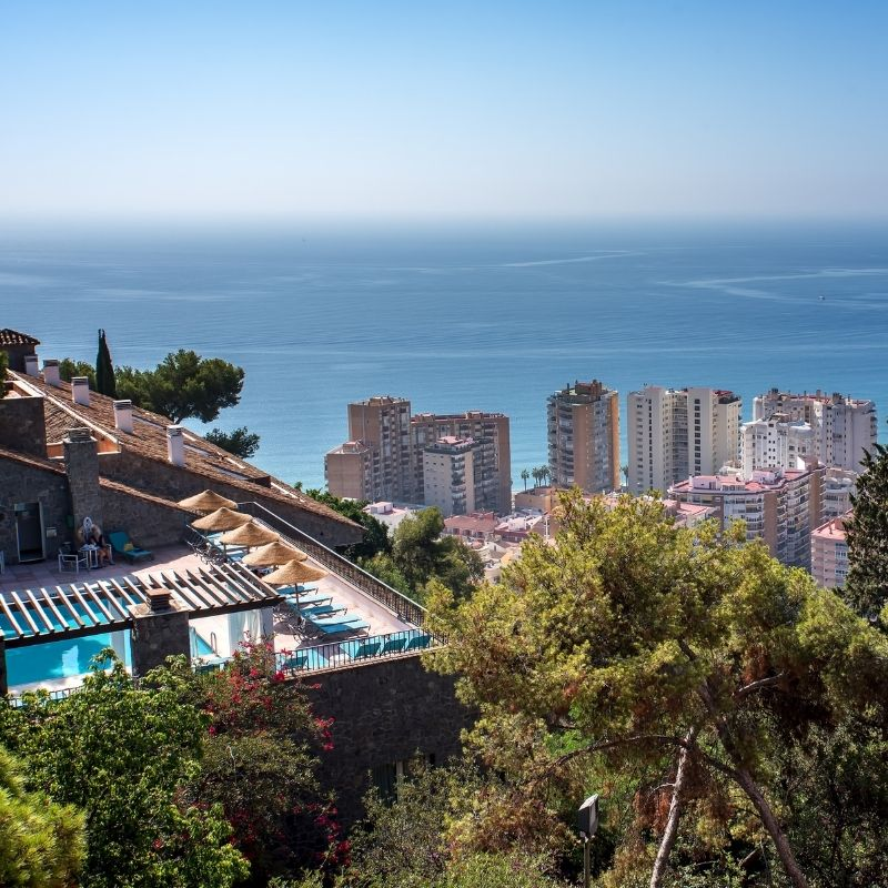 15 Best Hotels in Malaga with Pool