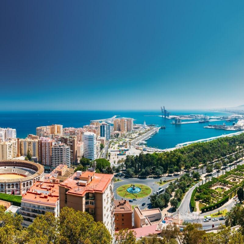 19 Best AirBnBs in Malaga, Spain