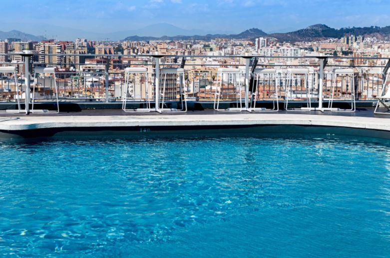 AC Hotel by Marriott Malaga Palacio, Best Hotels in Malaga with pool