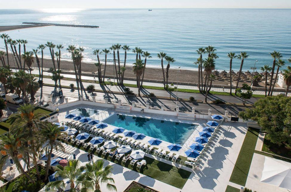 Hotel Miramar, Best Hotels in Malaga with pool