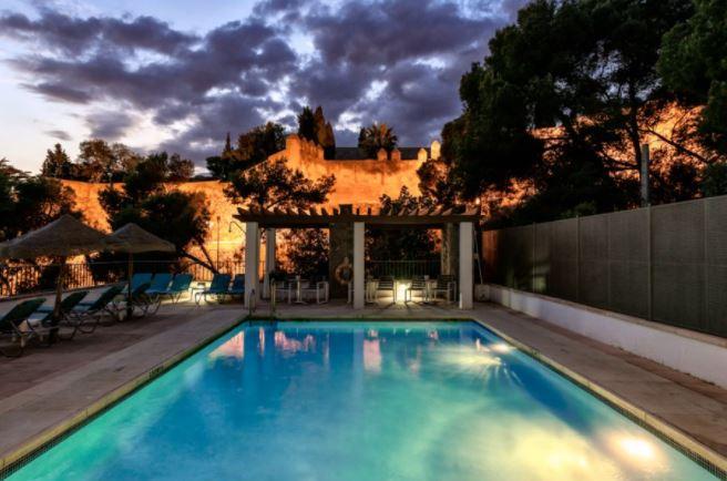 Parador de Málaga Gibralfaro, Best Hotels in Malaga with pool
