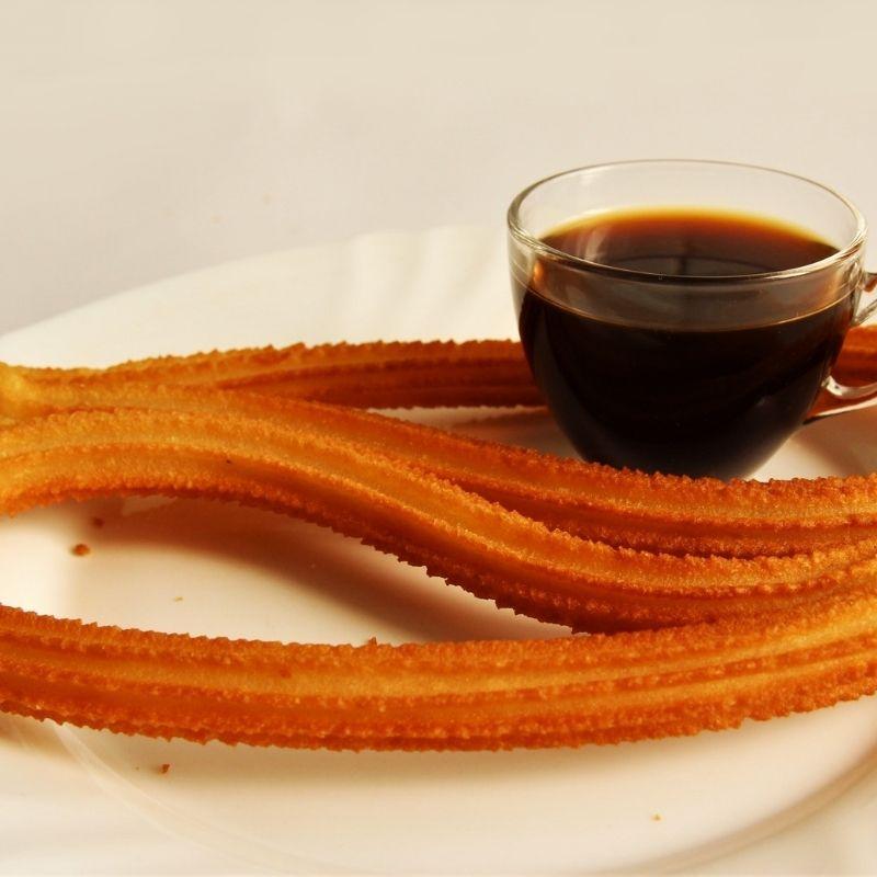 spanish coffee drink