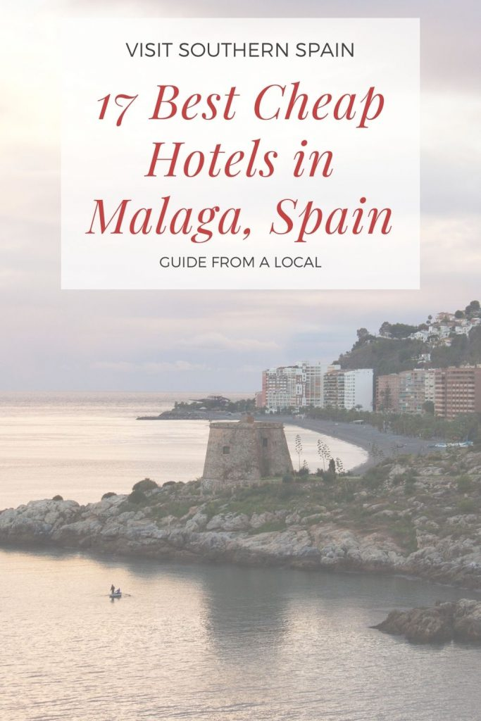 Are you looking for the Best Cheap Hotels in Malaga, Spain? This beautiful Andalucian city offers you some of the best budget hotels that can choose from for your next holiday in Spain. You can get a room in Malaga city that has amazing views, is close to the sea, or has a pool to help you cool off during the hot Spanish summers. Check out some of the best places to stay in Spain, without worrying about paying too much for accommodation. #cheaphotels #budgethotel #malagacity #andalucia #spain