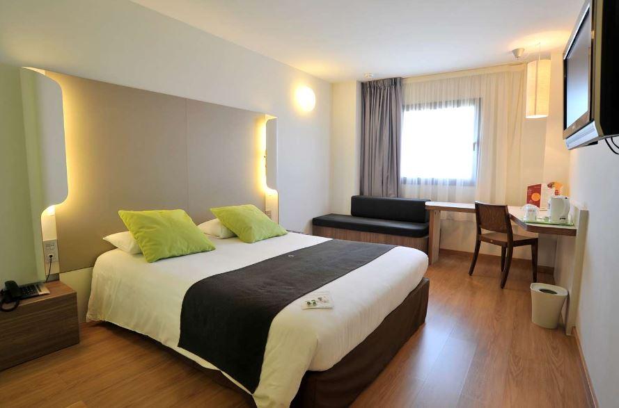 18 Best Cheap Hotels in Malaga, Campanile Málaga Airport