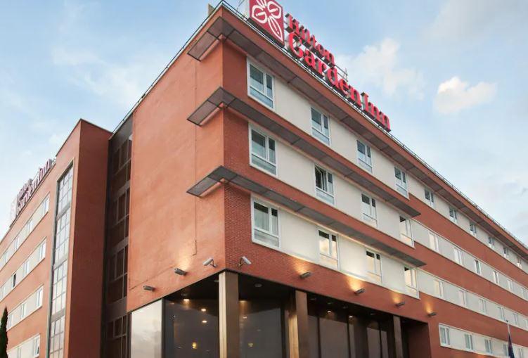 18 Best Cheap Hotels in Malaga, Hilton Garden Inn Malaga