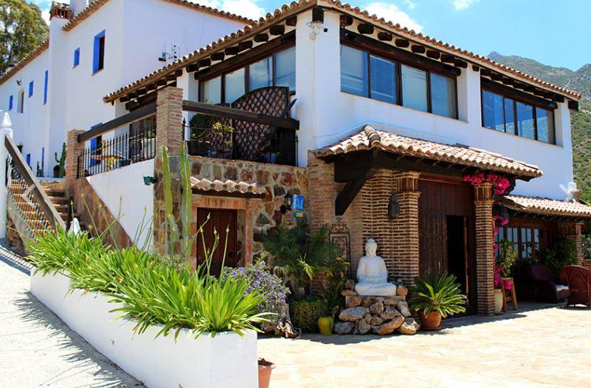 18 Best Cheap Hotels in Malaga, Los Jarales Rural Hotel Istan