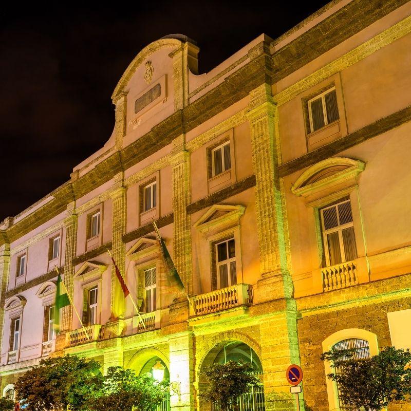 20 Free Things to do in Malaga, Palacio de Aduana