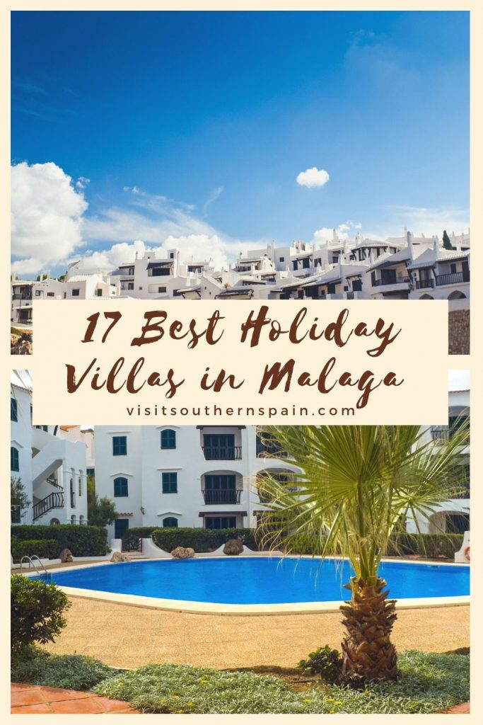 Do you want to stay in some of the best holiday villas in Malaga? You can book your trip knowing we provide the best option in terms of houses for rent. If you look for luxury houses, or more budget homes, our guide has everything. The charming Costa del Sol will treat you like a celebrity with breathtaking views, and the holiday villas will make your holiday unforgettable. Here are the 17 best holiday villas in Malaga right now. #holidayvillas #bestvillas #malagahomes #villasforrent #andalucia