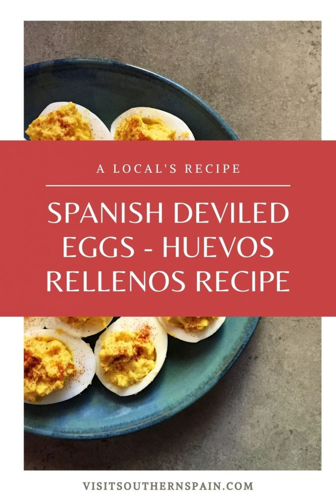 Are you in the mood for Spanish Deviled Eggs? You must try our deviled eggs for they are a delicious way to eat tuna and eggs. The Spanish-style deviled eggs are the perfect dish when you have guests or you simply want a deviled egg platter for your lunch or dinner. These healthy deviled eggs are tasty and very nutritious and will be ready in no time. Try these fancy deviled eggs and we promise you'll fall in love with this recipe. #Spanishdeviledeggs #deviledeggs #spanisheggs #huevosrellenos