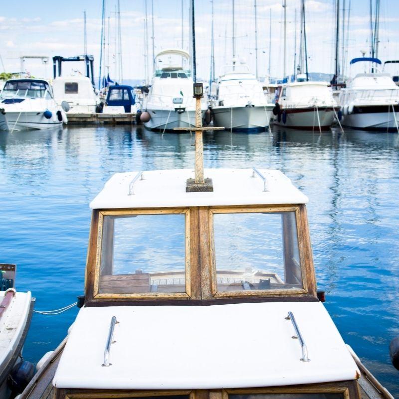Best watersports in Malaga, Boat ride