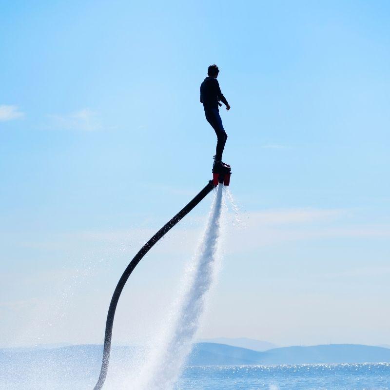 Best watersports in Malaga, Flyboarding
