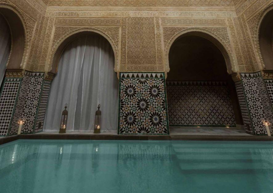Hammam Al Andalus Arab Baths, Best Spas in Malaga