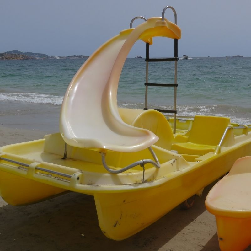 Best watersports in Malaga, Hydro pedals