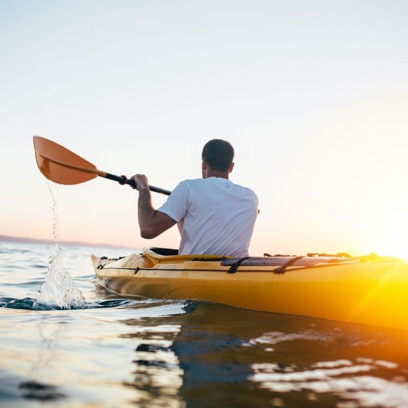 Best watersports in Malaga, Kayaking
