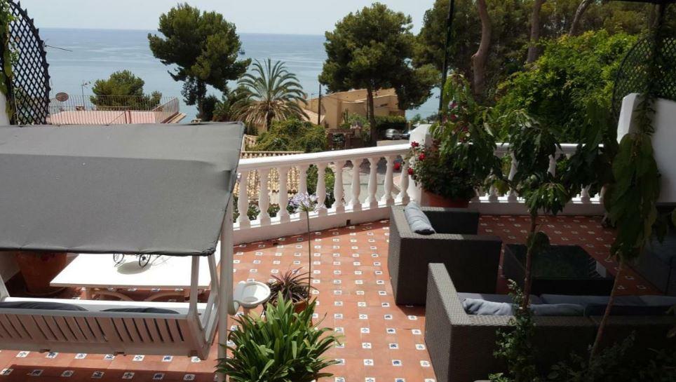 Luxury Sea Home & Terrace, best holiday villas in malaga