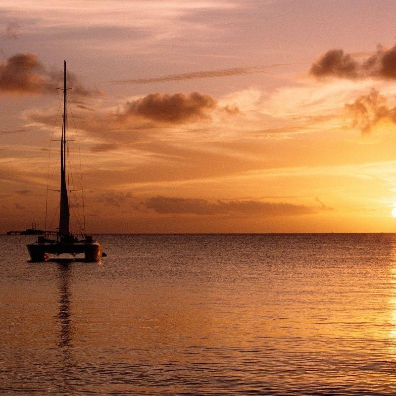 Best watersports in Malaga, Malaga: Sunset Catamaran Trip with Glass of Cava