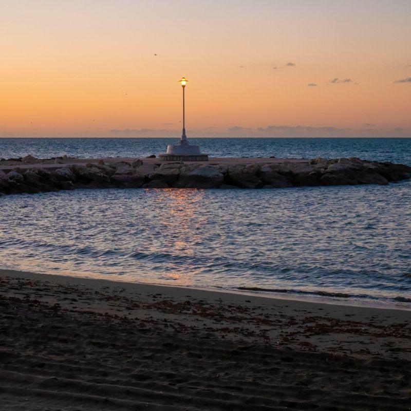 Best Beaches near Malaga, Pedregalejo beach
