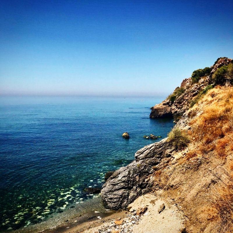 Best Beaches near Malaga, Playa de Maro