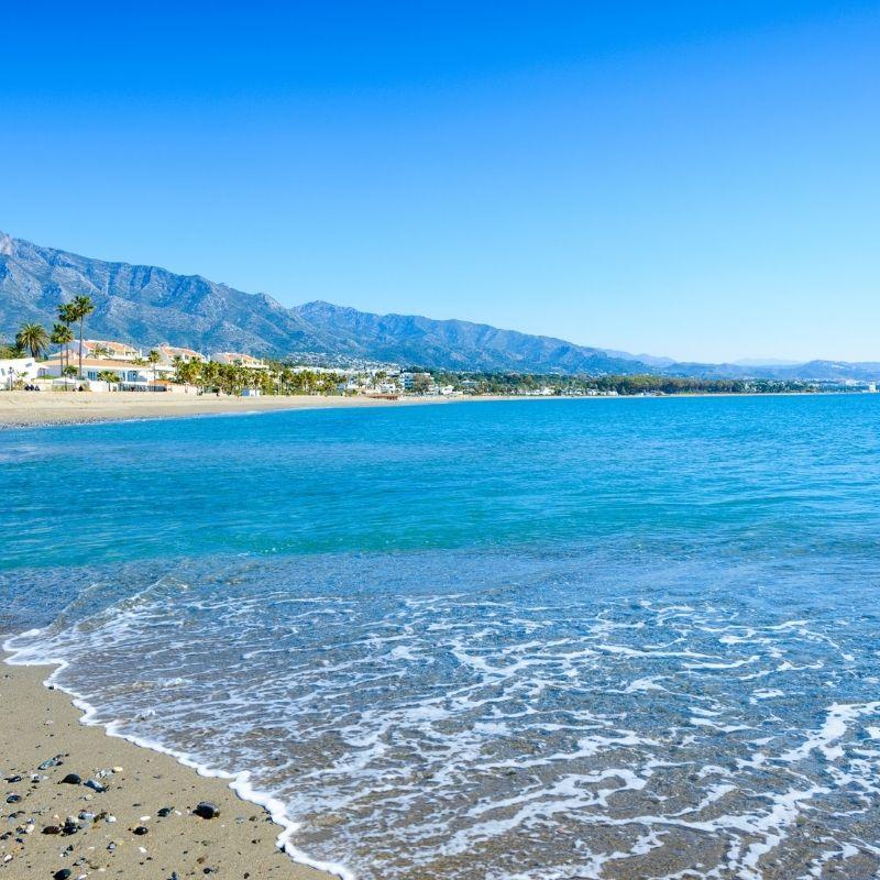 18 Best Beaches near Malaga