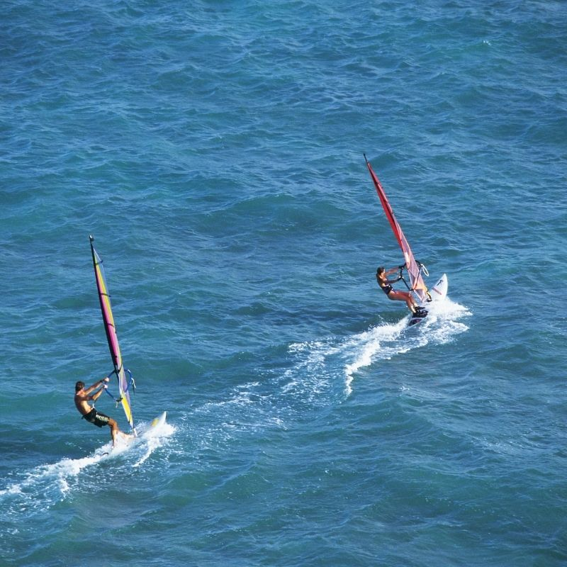 Best watersports in Malaga, Surfing, Kitesurfing, and Windsurfing