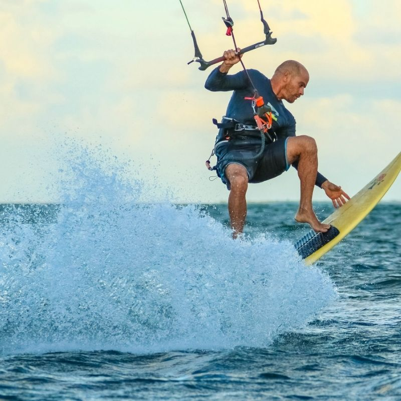 Best watersports in Malaga, Water Skiing and Wakeboarding