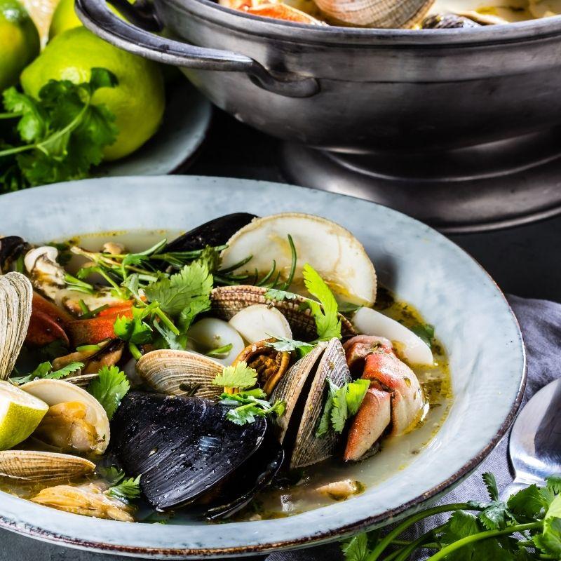 seafood stew recipe
