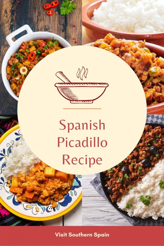 Are you looking for a Spanish picadillo recipe? If you've never tried beef picadillo now would be the time to try it. Picadillo has everything you want, juicy ground meat, tomato sauce, and olives for a tangy kick. The Spanish-style picadillo can be served as a lunch or dinner, on its own, or with some fluffy rice. It is clearly the best picadillo recipe because it's nutritious, delicious, hearty and on top of this, very easy to make. #picadillo #spanishpicadillo #picadillorecipe #beefpicadillo