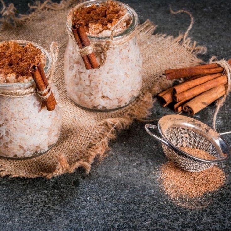 Spanish Rice Pudding Recipe