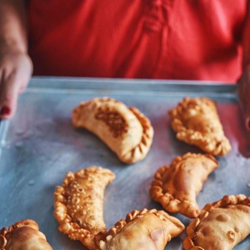 baked empanada recipe